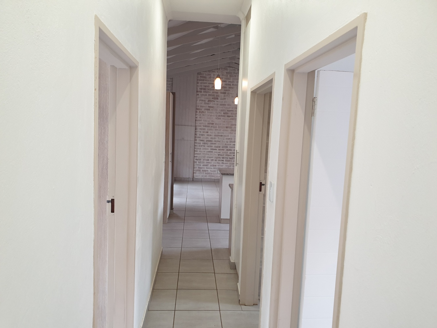 House in Bailliepark - passage