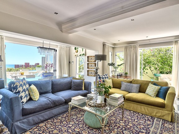 House in Camps Bay - Lounge..
