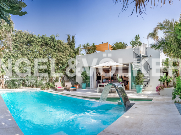 Villa for rent in Casablanca Marbella Golden Mile