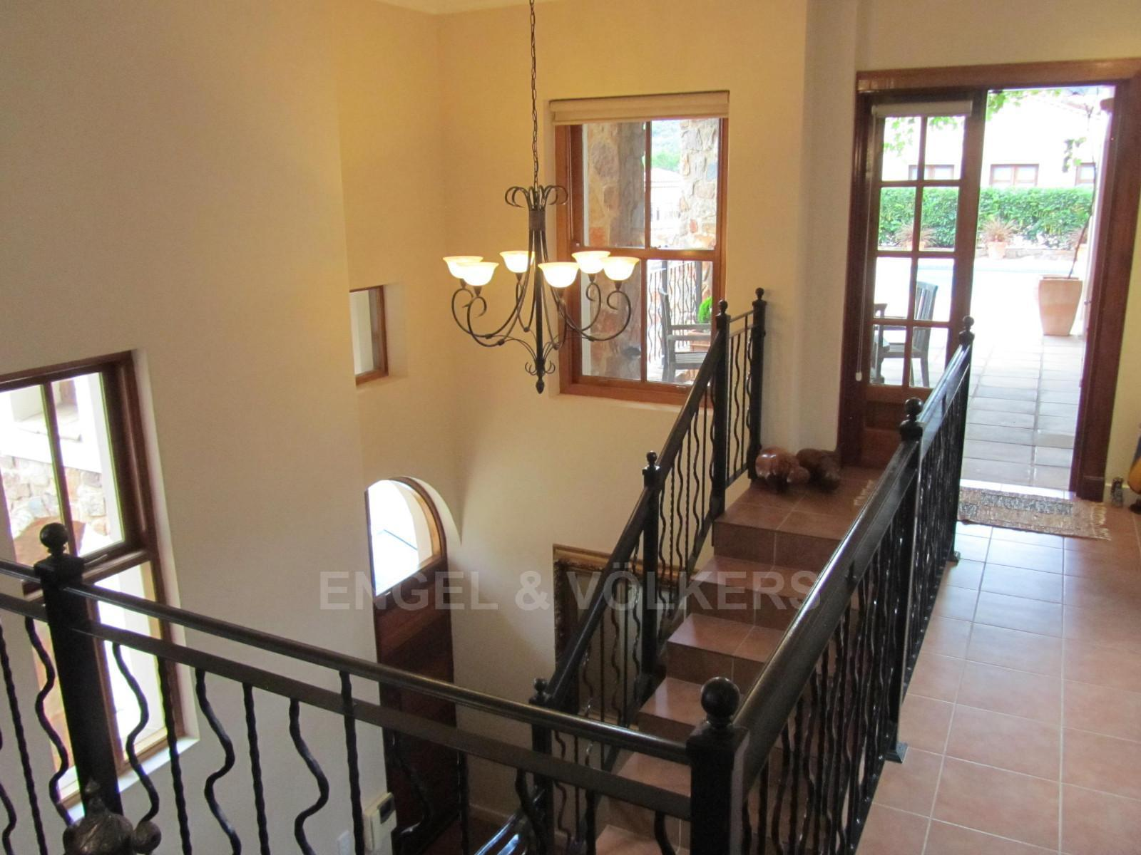 House in Ville D' Afrique - Stairwell