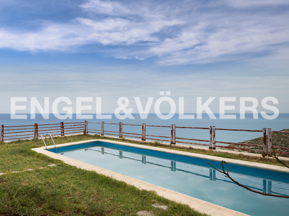 House in Cullera - Views from the swimming pool