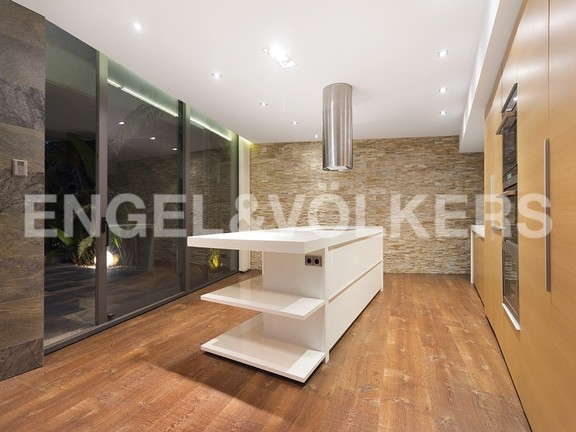 House in Benidorm Rincón de Loix - Ultra luxury villa with breathtaking views. Kitchen