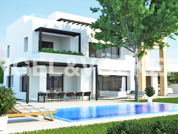 House in Beach Side Golden Mile - Villa for sale in Marbella Golden Mile