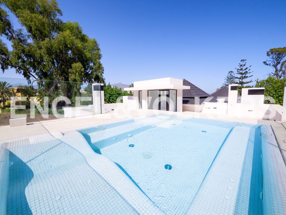 House in Guadalmina - Jacuzzi