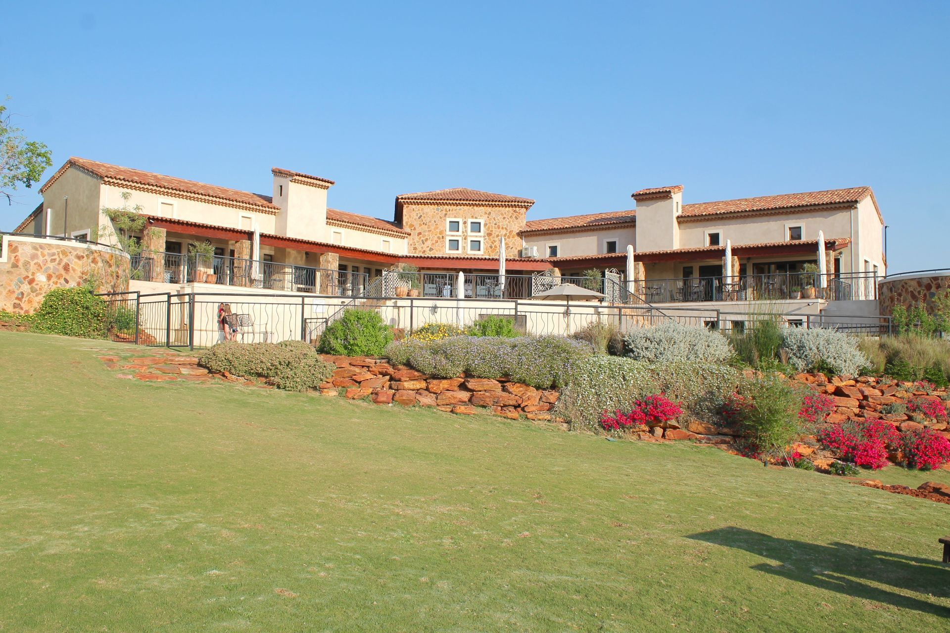 Land in Port Provence - Clubhouse