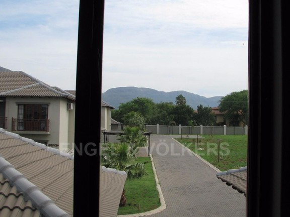 Condominium in Melodie - View from reading area