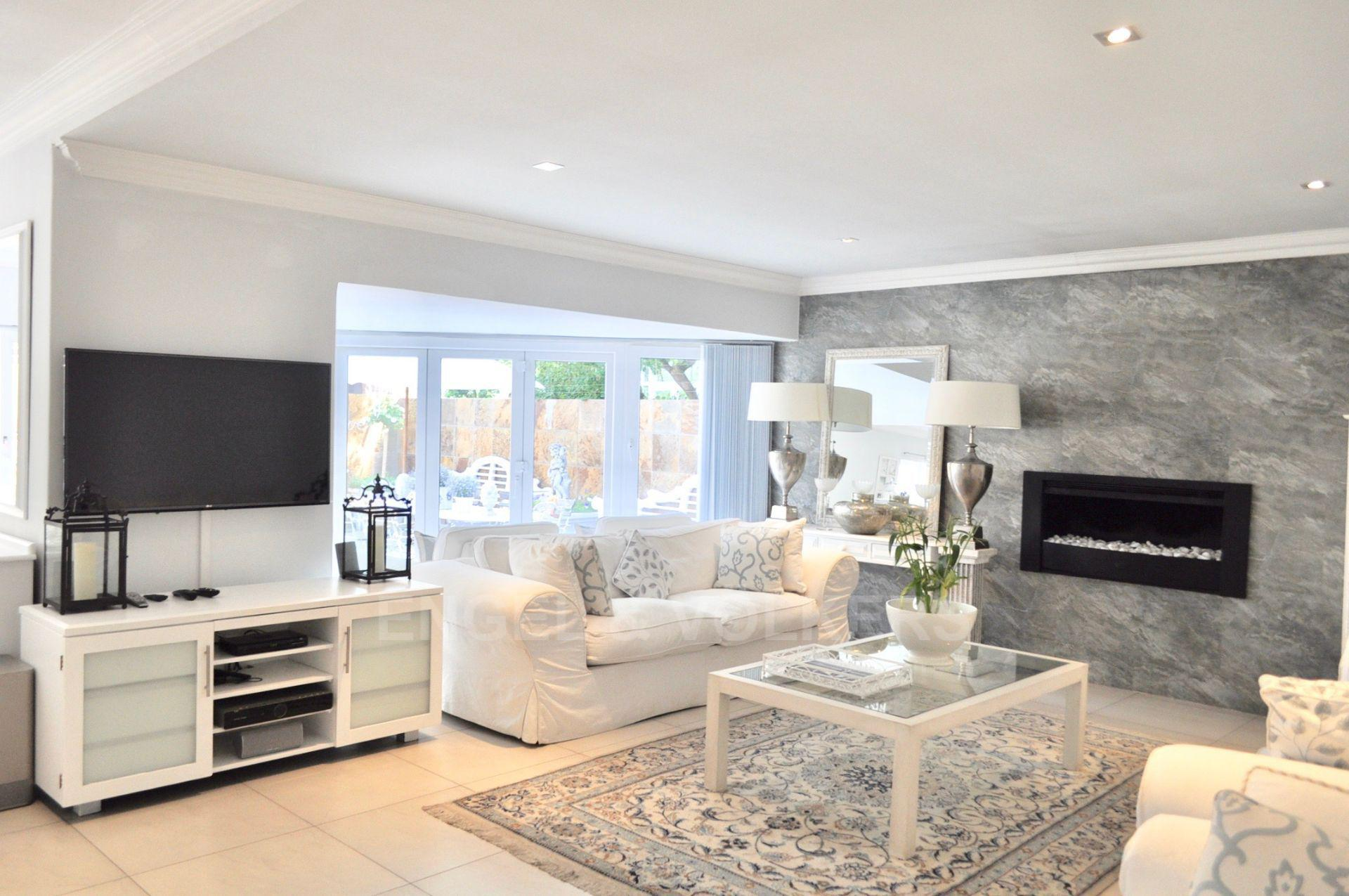 House in Upper Claremont - Tv Lounge