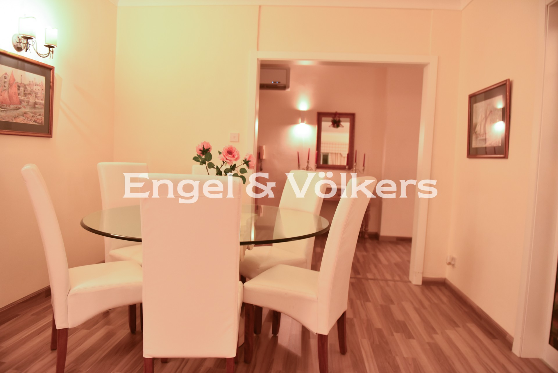 Apartment in Paceville - Apartment, Paceville, Kitchen/Dining/Living