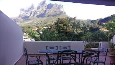 Apartment in Higgovale - Patio And View