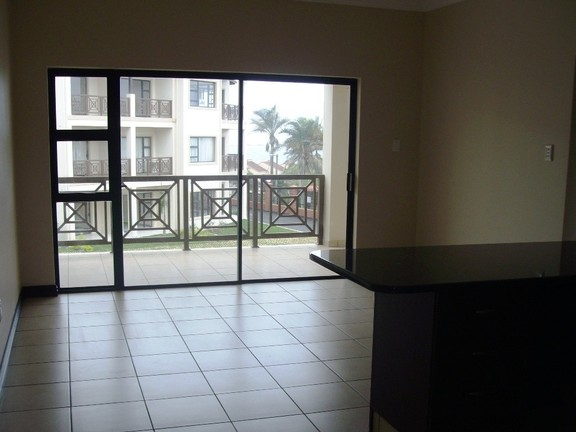 Apartment in Uvongo - Lounge From Entrance