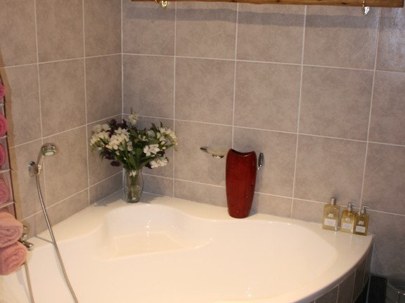 House in Kampersrus & surrounds - Bathroom en-suite