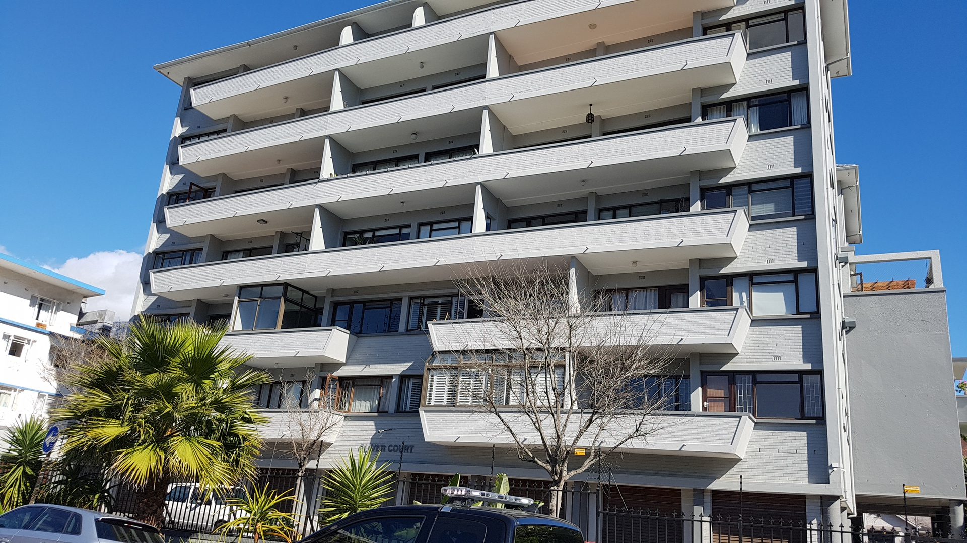Apartment in Sea Point - Building