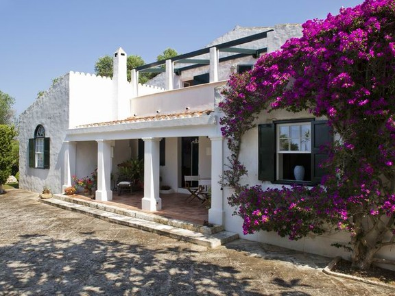 House in Menorca East