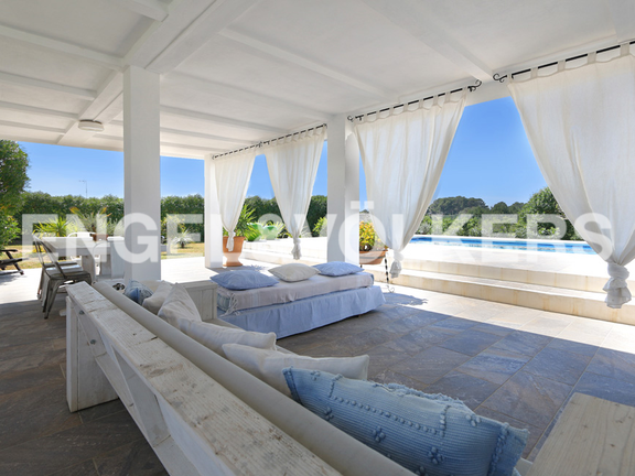 House in Sa Caleta - Chill out and pool