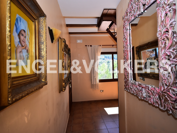 House in Finestrat - Charming villa, in natural environment in Finestrat. Corridor