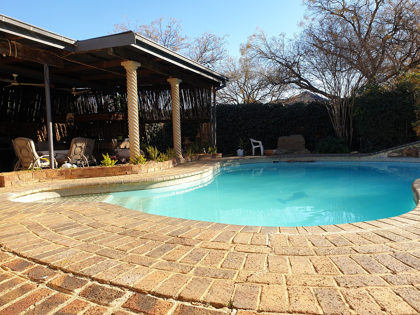 House in Bailliepark - Swimming pool