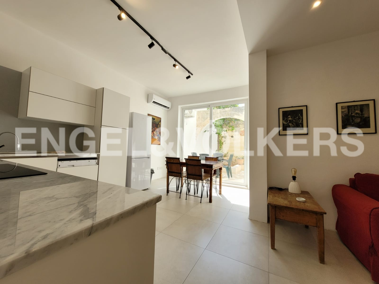 Apartment in Kappara - Kitchen / Dining Room