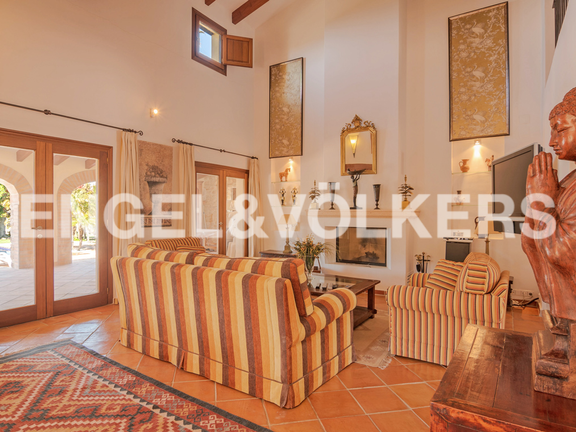 House in Surroundings - High Quality Luxury Finca in Pedramala - Benissa Costa