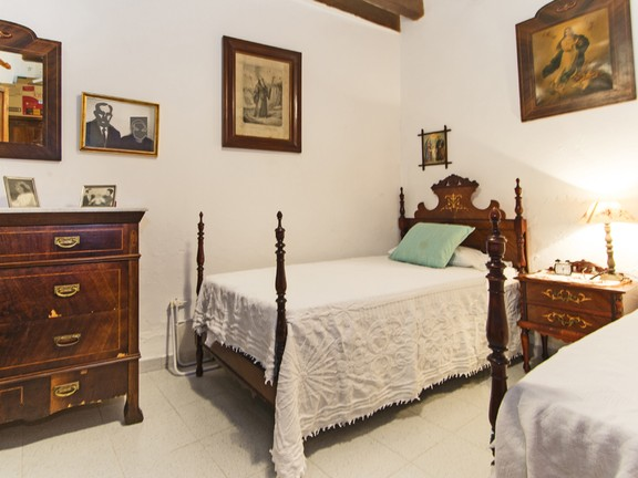 House in Pollensa - Downstair bedroom / office