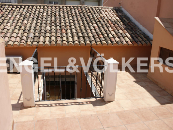 House in Dénia Centro Urbano - Beautiful townhouse in the heart of Denia. Terrace
