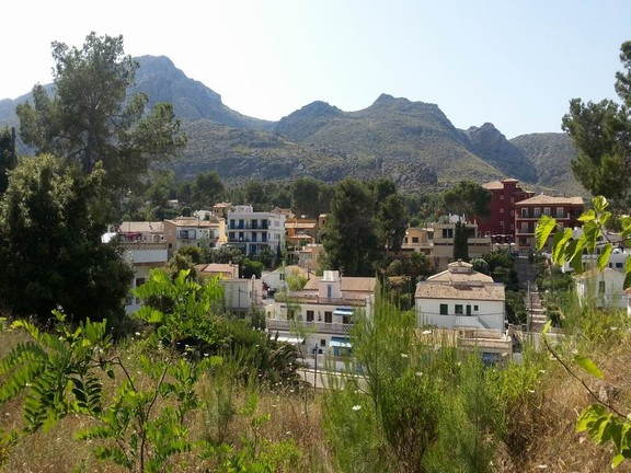Land in Cala San Vicente