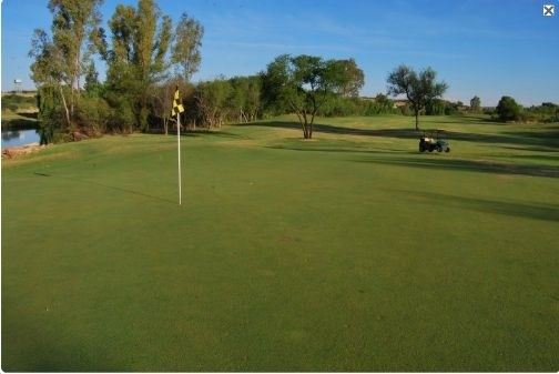 Land in Parys Golf & Country Estate - P26