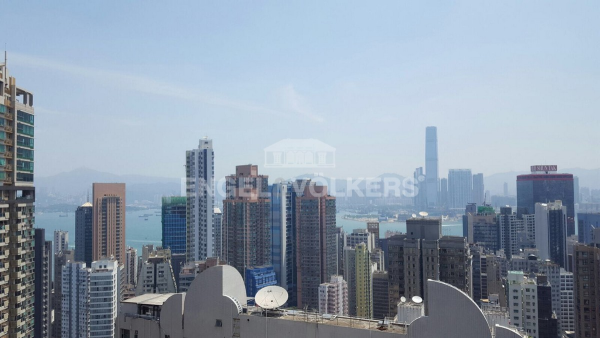 Apartment in Sheung Wan/Central/Admiralty - Cartwright Gardens 嘉威花園