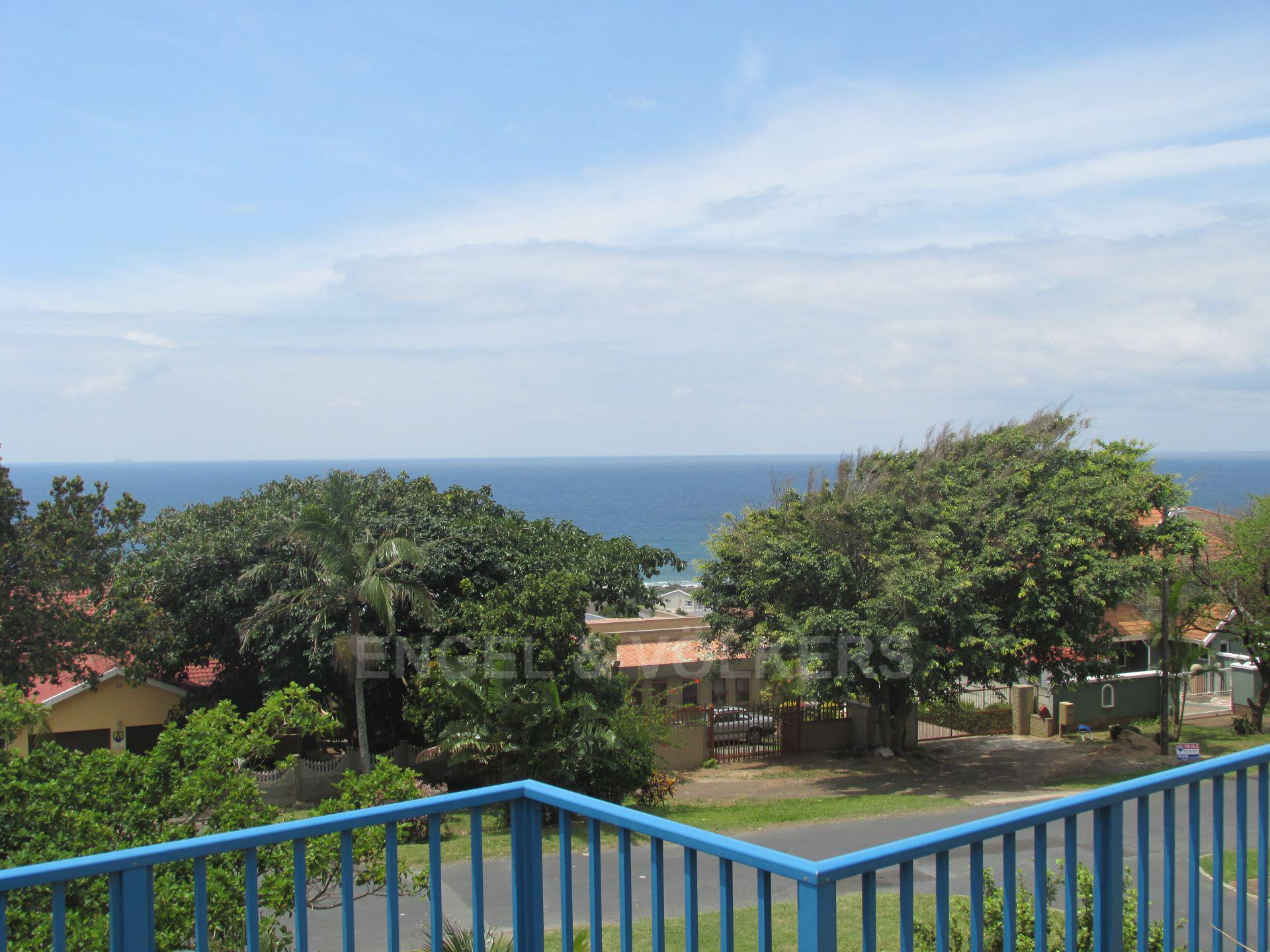 Apartment in Uvongo - 17 Sea View 2.JPG