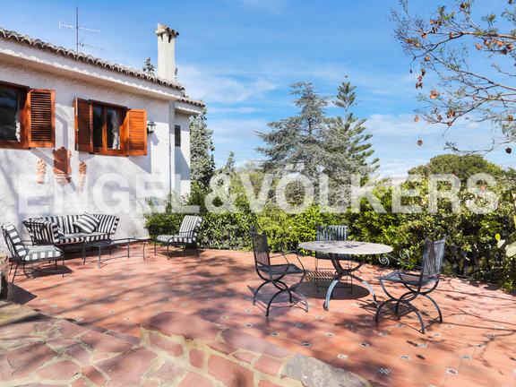 House in Picassent - Terrace