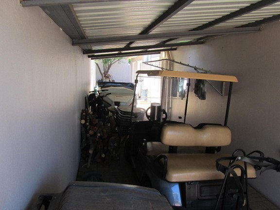 House in Caribbean Beach Club - Golfcart carport