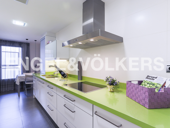 Condominium in Sant Pau - Kitchen
