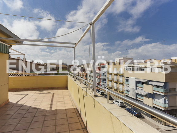 Condominium in Puerto de Sagunto - Terrace