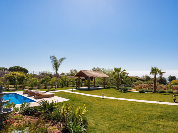 House in Golden Mile - Garden, Pool, View