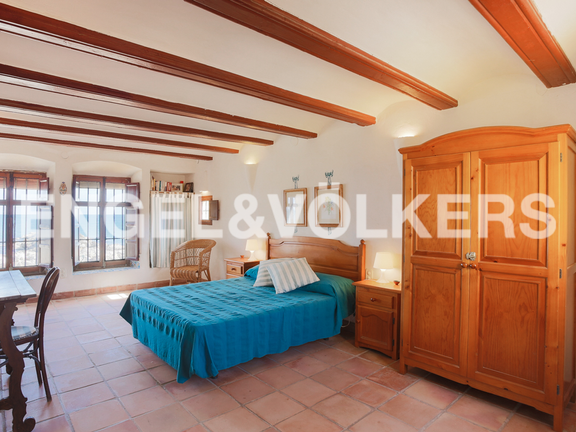 House in Cullera - Bedroom
