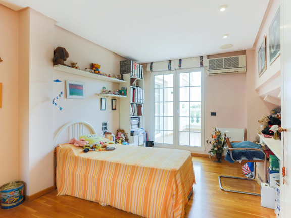 House in L'Eliana - Bedroom with terrace