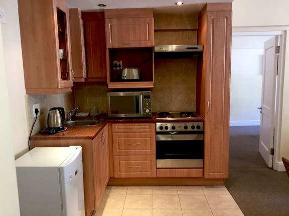 Apartment in Sea Point - Kitchen
