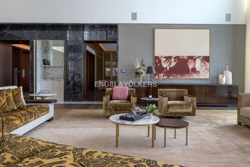 Apartment in The Dorchester Collection Hotel & Residences