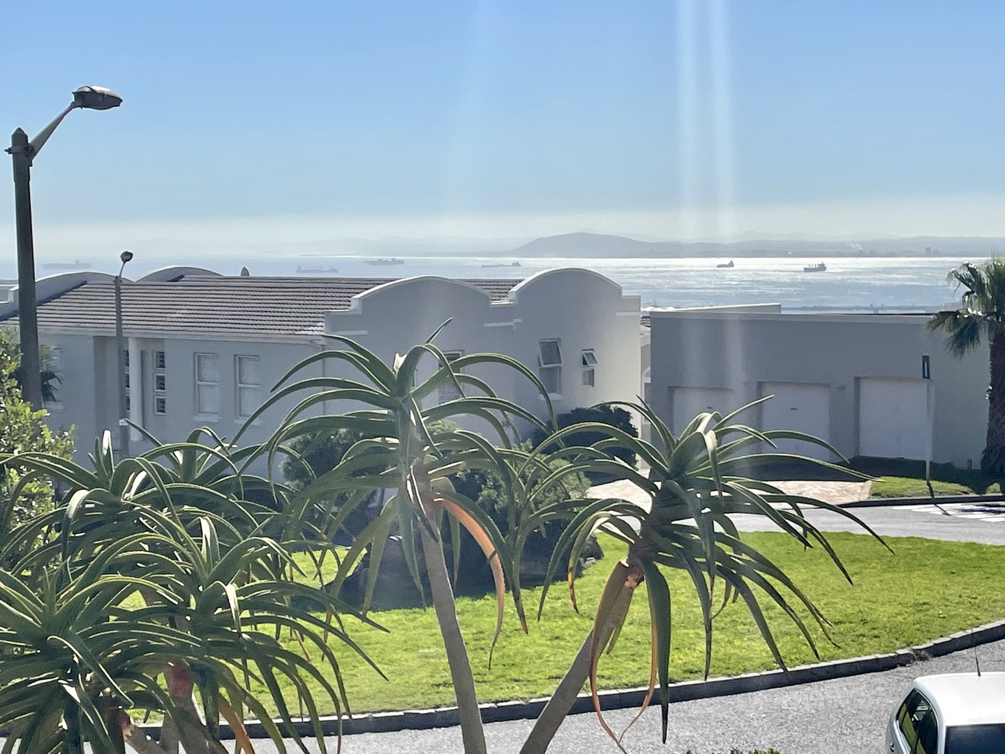 Apartment in Vredehoek - View