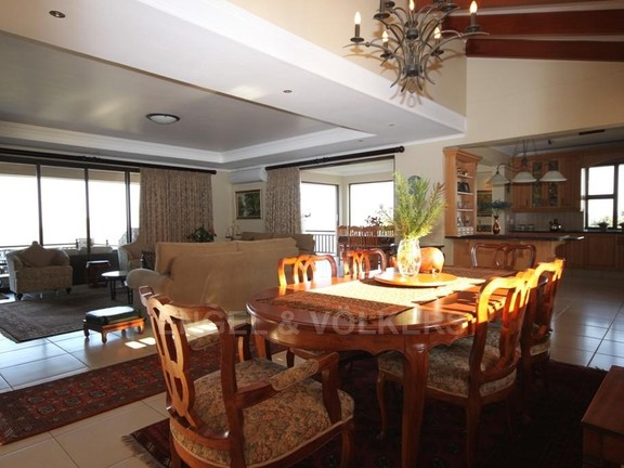 House in Port Edward - 005 Dining Area