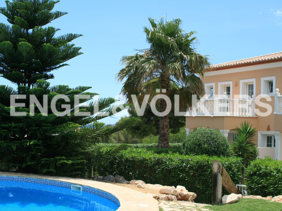 House in Calpe - Detached House in Calpe, House