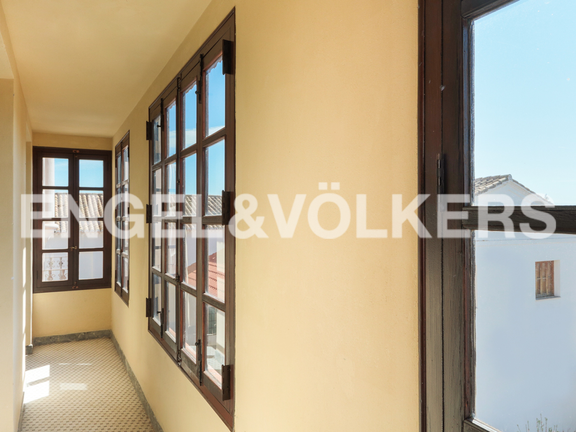 House in Requena - Lookout