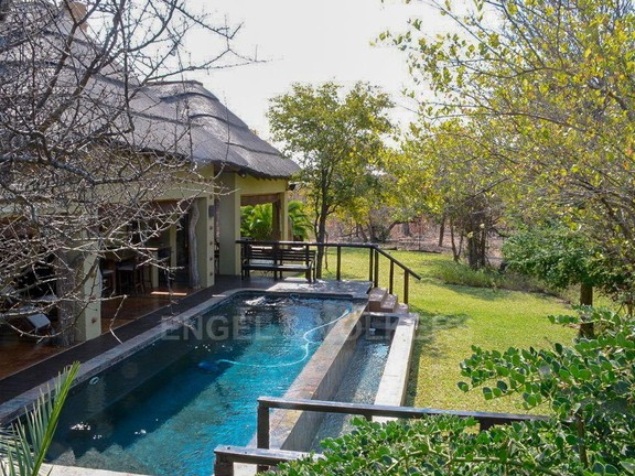 House in Phalaborwa & surrounds - View of the swimming pool.jpg