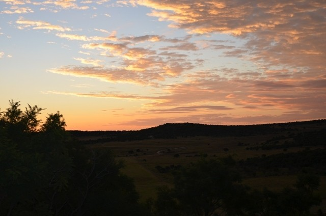 Land in Lekwena Wildlife Estate - Sunset View From Viewpoint