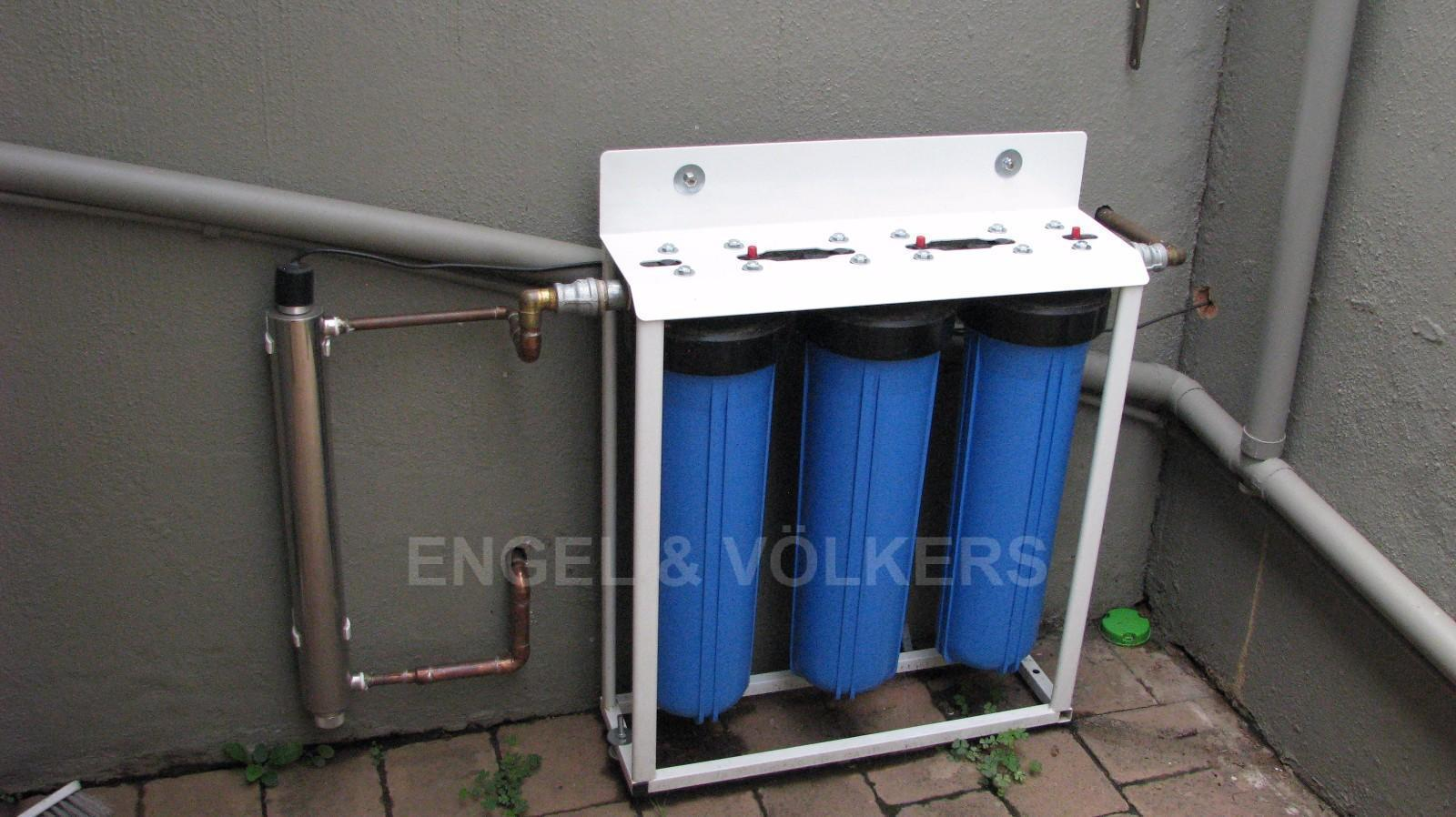 House in Melodie - Water filtration system that runs through the whole Property