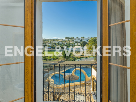 House in Moraira - Exclusive Property in Moraira, Views