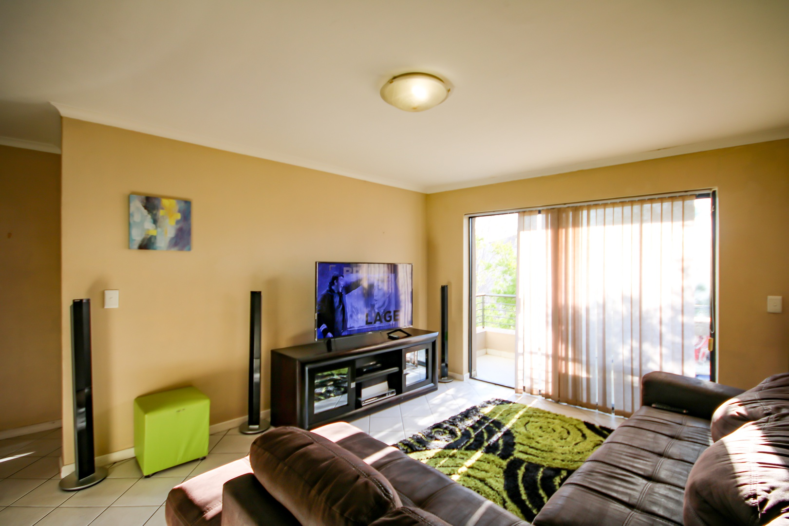 Apartment in Somerset West - Lounge 1.jpg