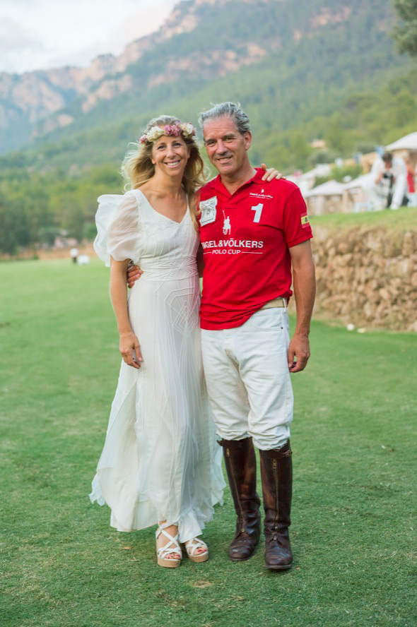 Engel & Völkers - Polo Cup 2014 - https://www.engelvoelkers.com/images/final/PoloCup2014/11_Ninon-und-Christian-Voelkers.jpg