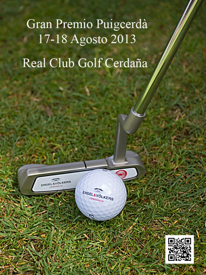 Puigcerdà Golf Prize 2013 36 holes, Greensome-Fourball, mixed couples, Hdp. Limited
