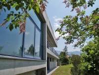 Rapperswil - 3.3 Modern villa on fantastic position with a great view and indoor-pool in Uetliburg