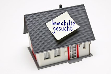immobilie gesucht
